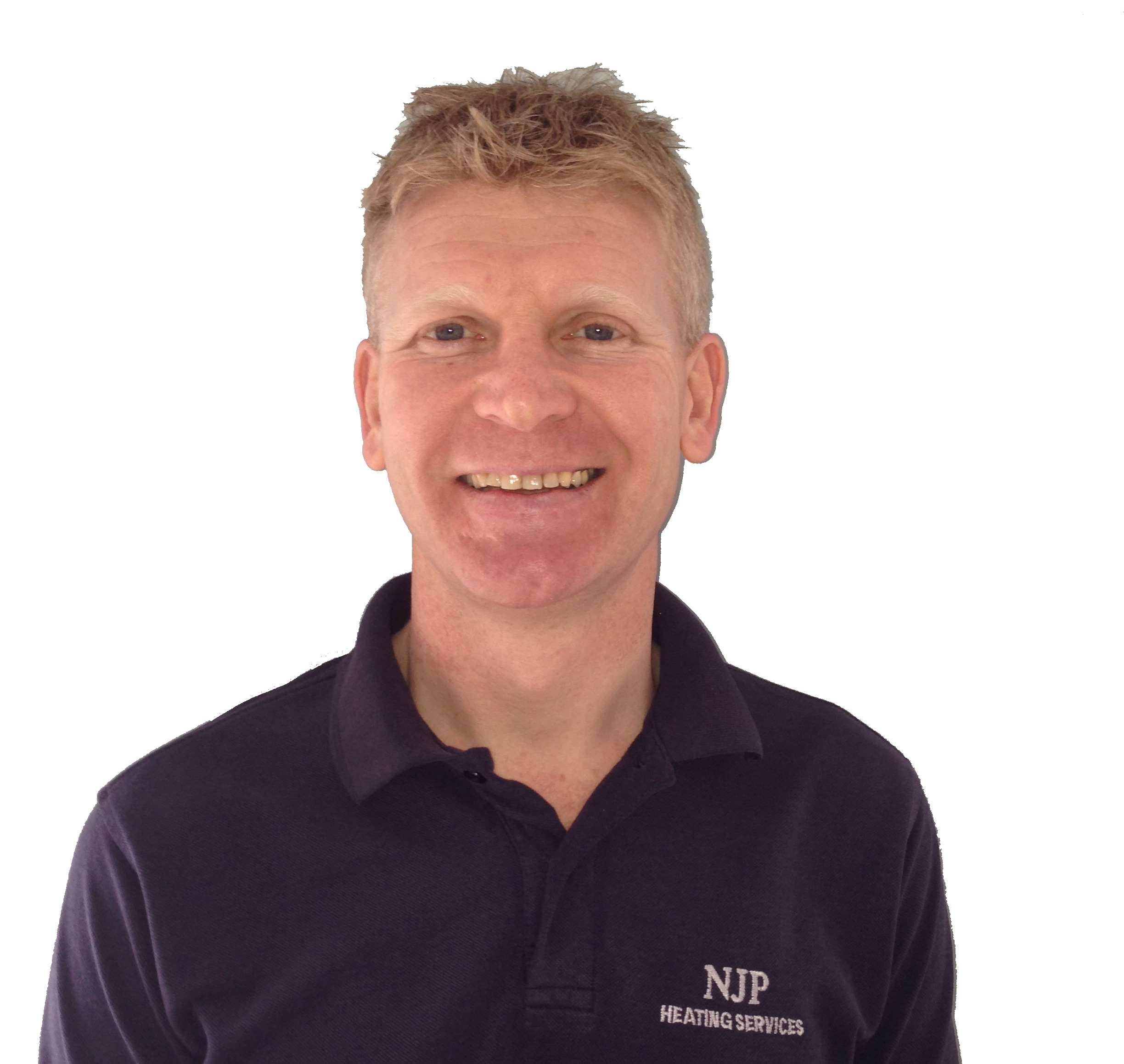 Nick Prickett, Director, NJP Heating Services Ltd