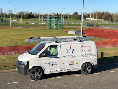 NJP Heating Services Ltd. Basingstoke