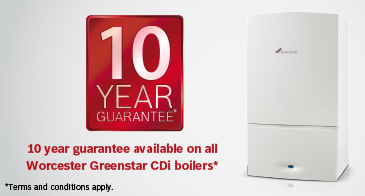 Get a new boiler installed from just £31.03 per month